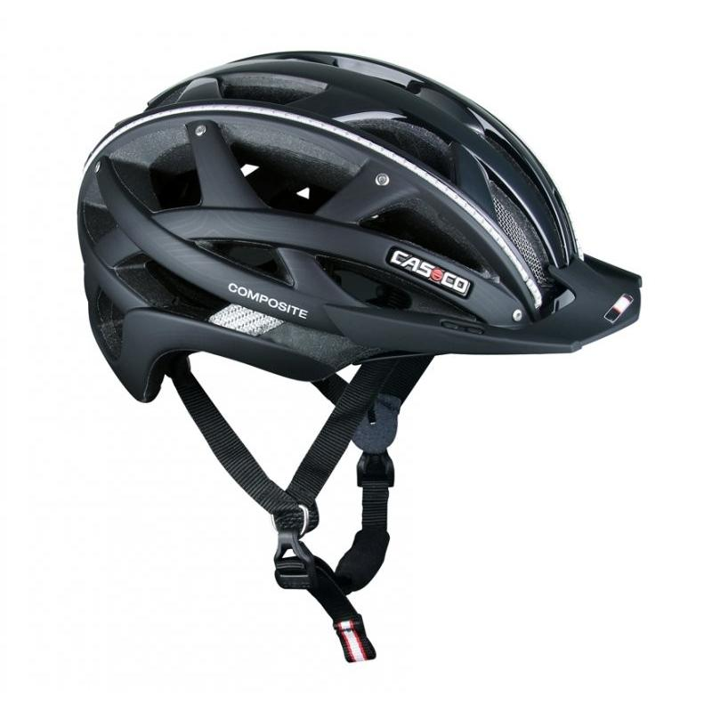 Летний Шлем Casco Sport Mountain Cuda Mountain Black от КАНТ