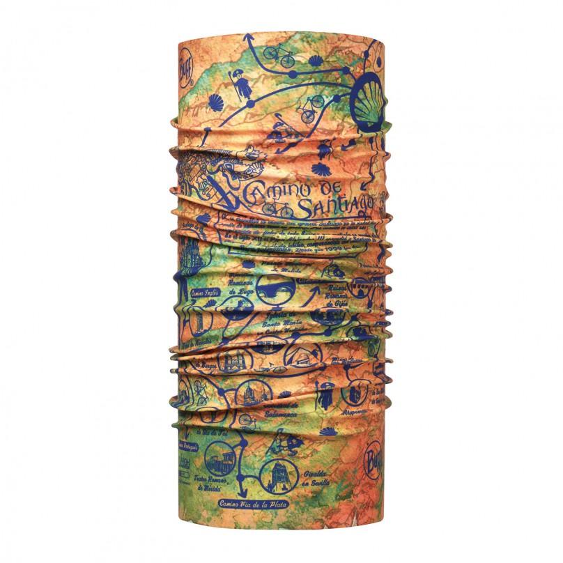 Бандана BUFF High UV CAMINO ORIGIN MULTI/OD Банданы и шарфы Buff ® 1343506  - купить со скидкой