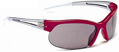 Купить Очки солнцезащитные BBB Performance pearl red/silver, Оптика, защита, 64772