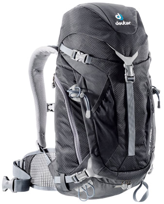 Рюкзак Deuter 2011 ACT Trail 20 SL black