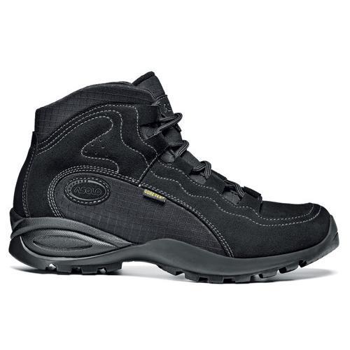 Купить Ботинки для треккинга (низкие) Asolo Escape Nakaya GV ML Black, Треккинговая обувь, 758130