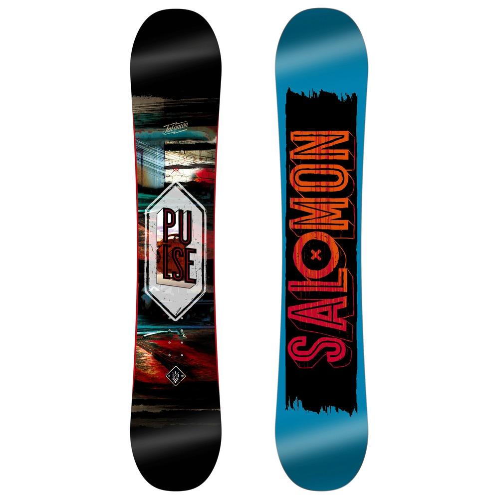 Сноуборд Salomon 2016-17 Snowboard Pulse