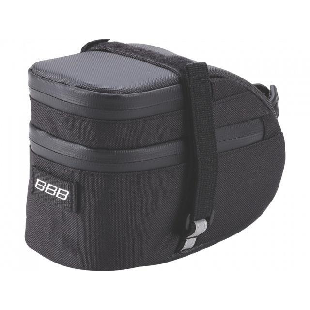 Велосумка Bbb Easypack L Черный от КАНТ