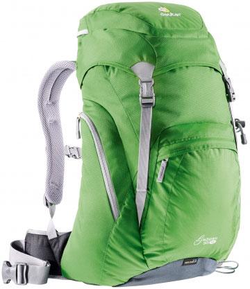 Купить Рюкзак Deuter 2015 Aircomfort Classic Groden 30 SL emerald Рюкзаки туристические 1072932