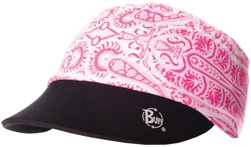 Купить Кепка BUFF VISOR EVO 2 BROCADE TWO Банданы и шарфы Buff ® 721307