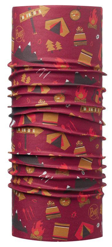Купить Бандана BUFF Original Buff JUNIOR ADVENTURE GRANA-GRANA-Standard, Банданы и шарфы ®, 1228043