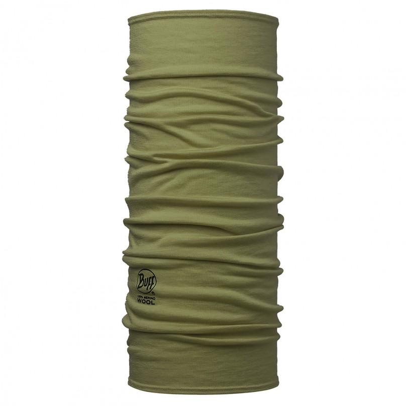 Купить Шарф BUFF Wool Plain MERINO WOOL SOLID LIGHT MILITARY Банданы и шарфы Buff ® 1263372