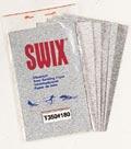 Наждачная бумага SWIX Комби 3 шт #100/ 2 шт #180