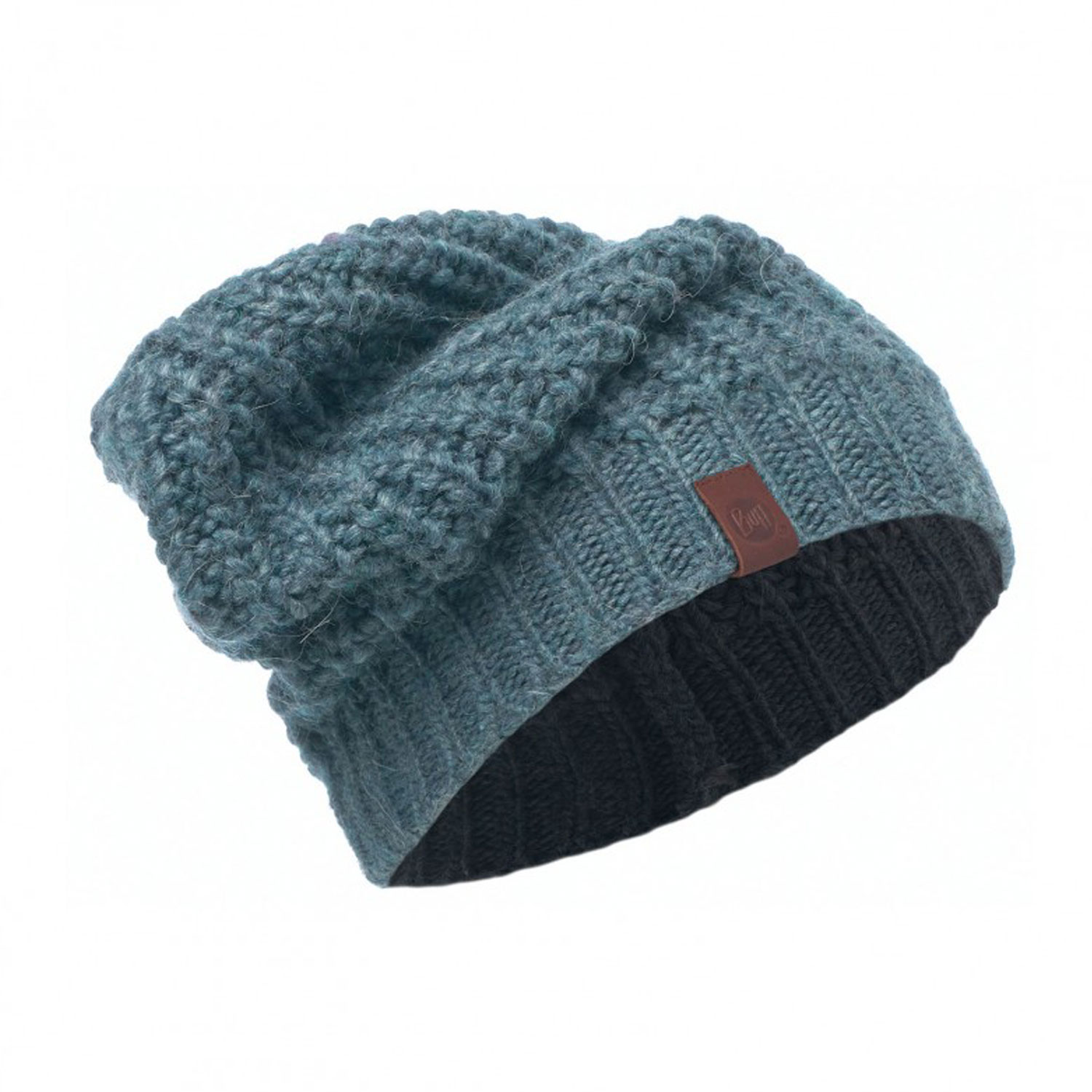 Шапка Buff Knitted Hat Gribling Steel Blue