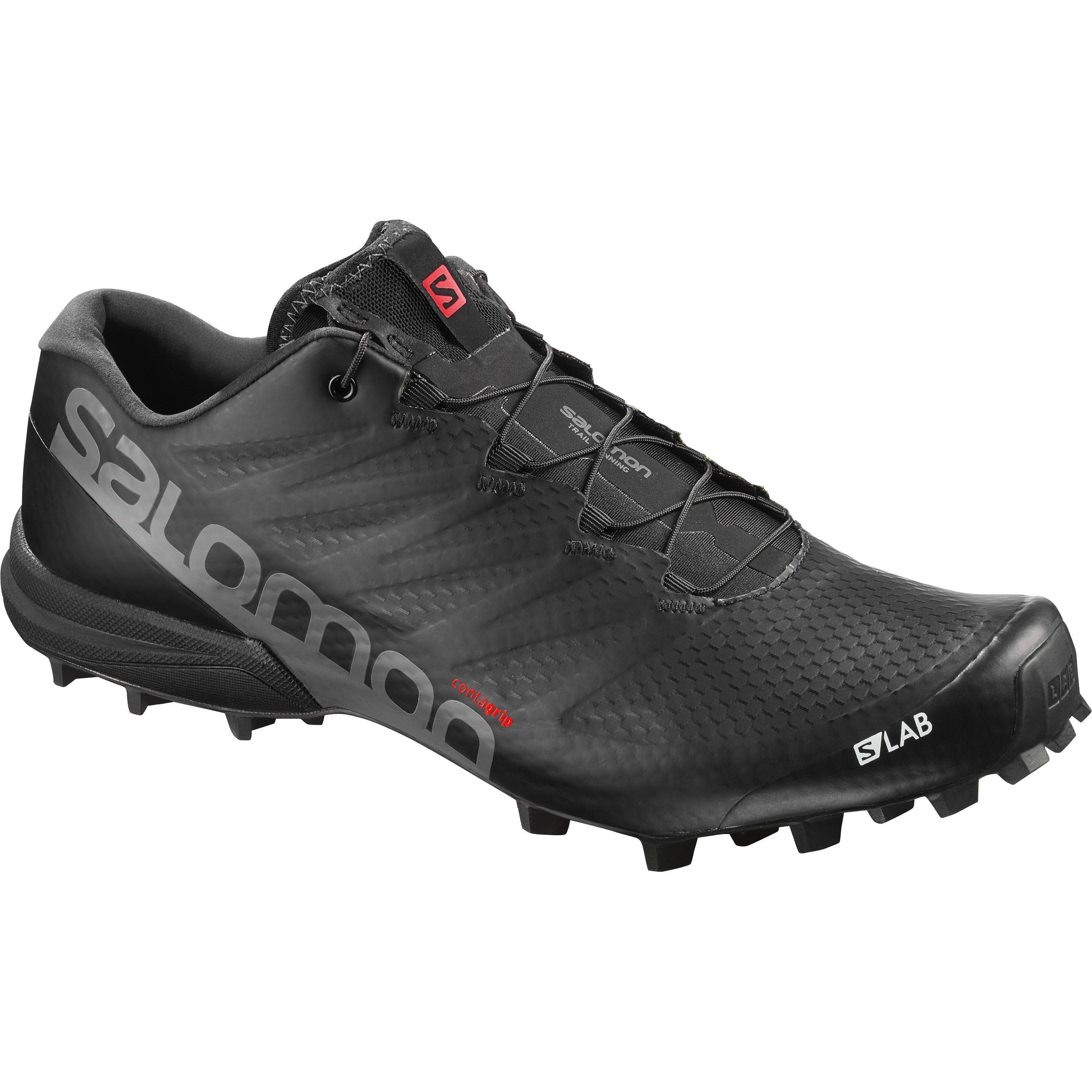 Купить Беговые кроссовки для XC SALOMON 2018 S/LAB SPEED 2 Black/Racing Rd/Wht, Кроссовки бега, 1400223