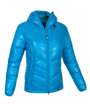 Купить Куртка туристическая Salewa MOUNTAINEERING ALPINDONNA SIMMETRIA DWN W JKT davos, Одежда туристическая, 1024985