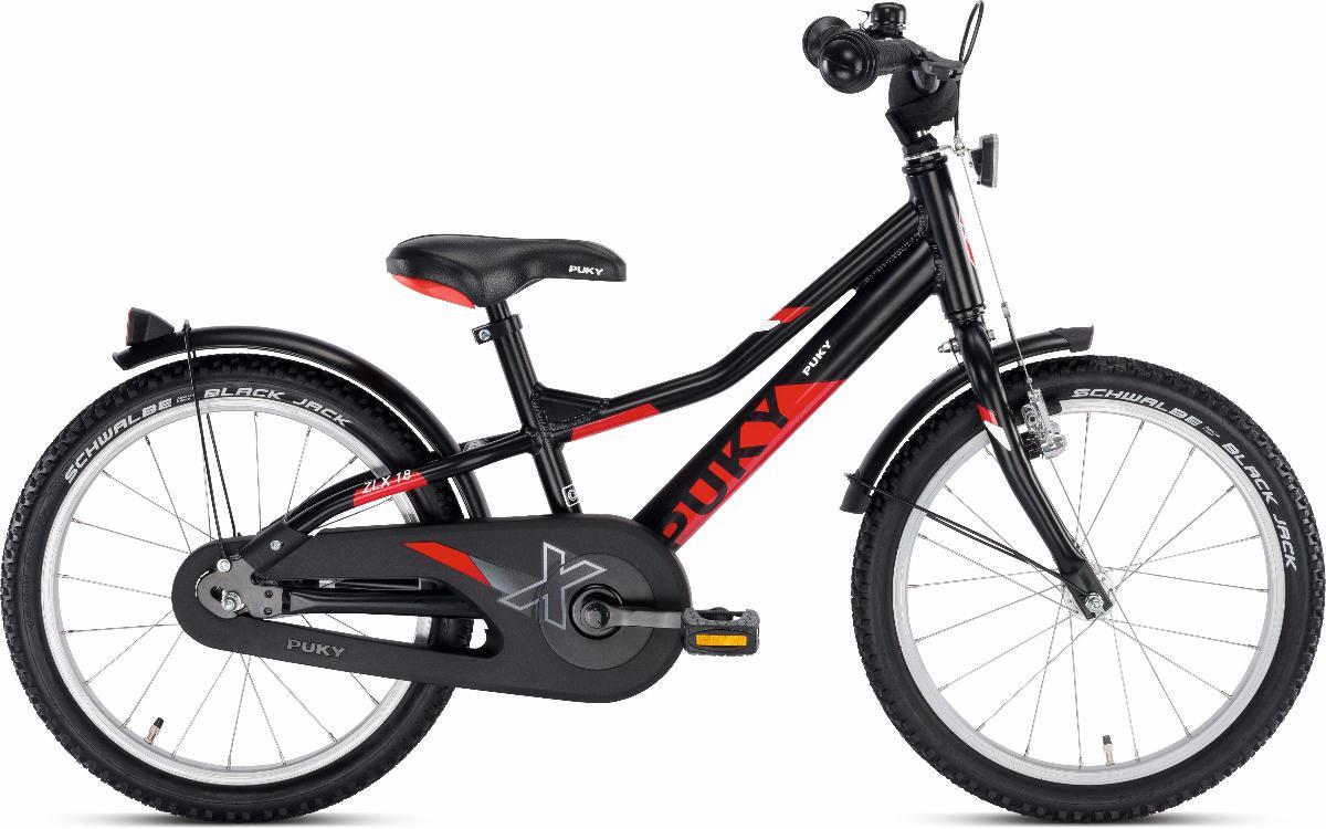 Велосипед Puky Zlx-18-1 Alu 2016 Black