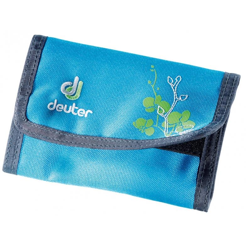 Кошелек Deuter 2016-17 Wallet Turquoise Orchid от КАНТ