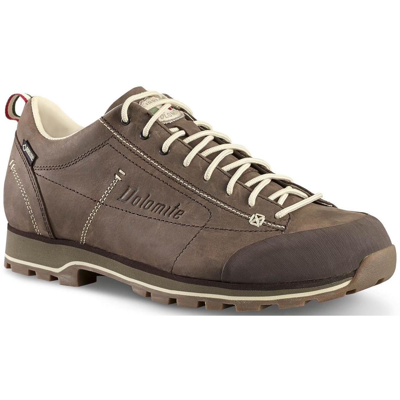 Купить Ботинки городские (низкие) Dolomite 2018 Cinquantaquattro Low Fg Gtx ® Brown, Обувь для города, 852332