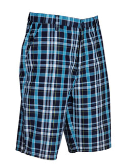 Купить Шорты для активного отдыха RIPZONE 2012 PLAYER PLAID Indigo/Electric Blue темно-синий/синий/принт Одежда туристическая 788068