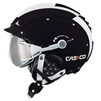 Зимний Шлем Casco SP 5 Black-White
