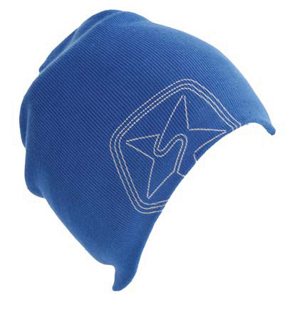 Шапка SESSIONS 2011-12 Blasted Beanie SBR Blue Royale