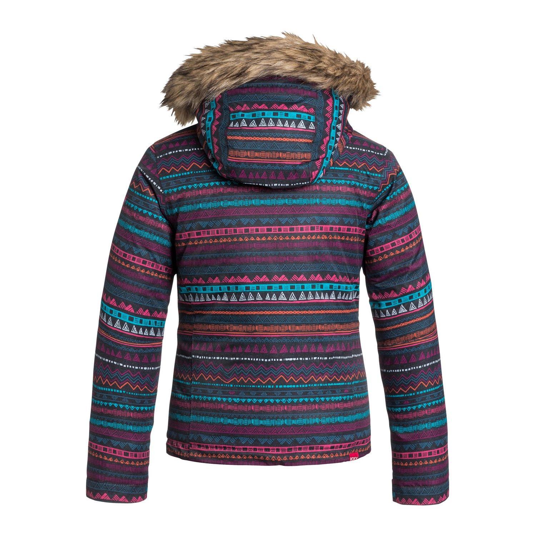 Куртка Сноубордическая Roxy 2015-16 Jet Ski Girl Jk G Snjt Geo Stripe