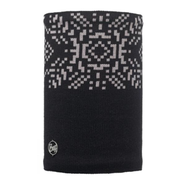 Купить Шарф BUFF KNITTED & POLAR NECKWARMER WHISTLER BLACK-BLACK-Standard, Банданы и шарфы Buff ®, 1227749