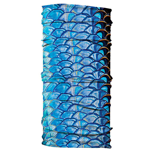 Бандана Buff High Uv Protection Buff Licenses High Uv Buff Dy Tarpon Flank от КАНТ