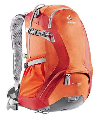 Купить Рюкзак Deuter 2013 Futura 22 orange-lava Рюкзаки универсальные 731329