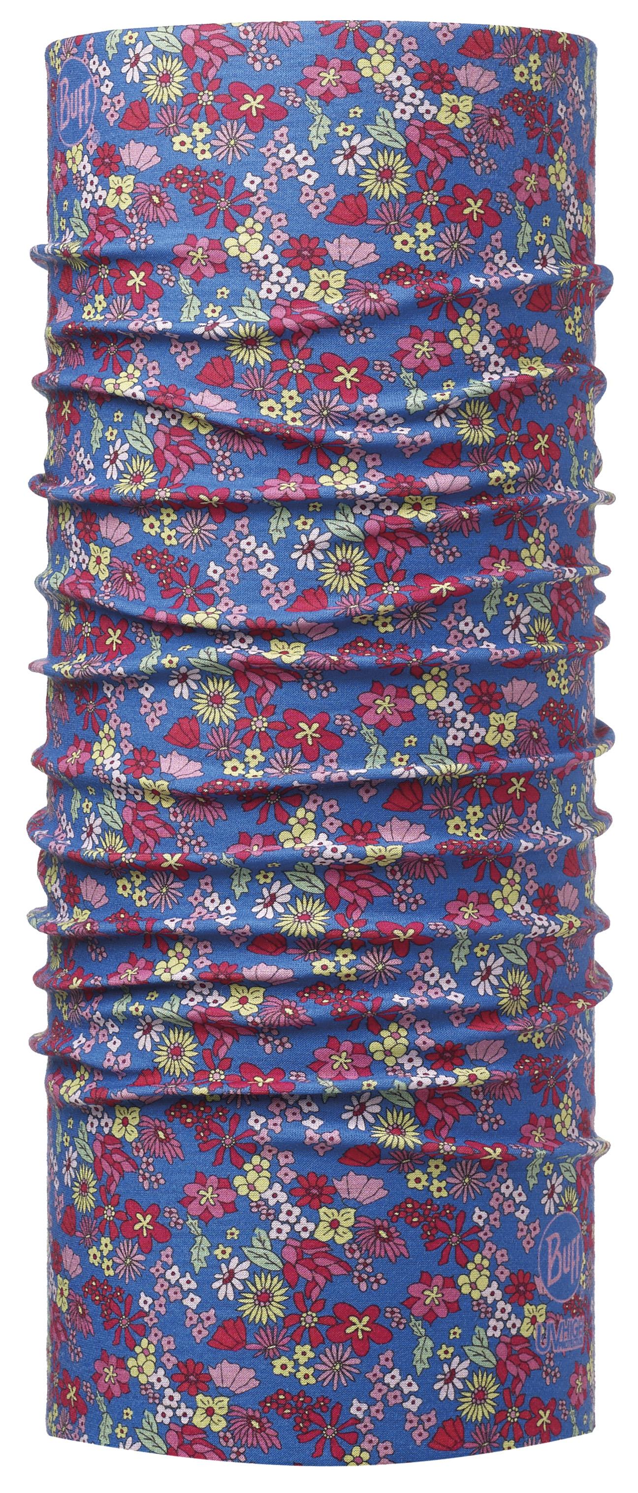 Купить Бандана BUFF High UV Protection JUNIOR HIGH FLOWERING MULTI Детская одежда 1185737