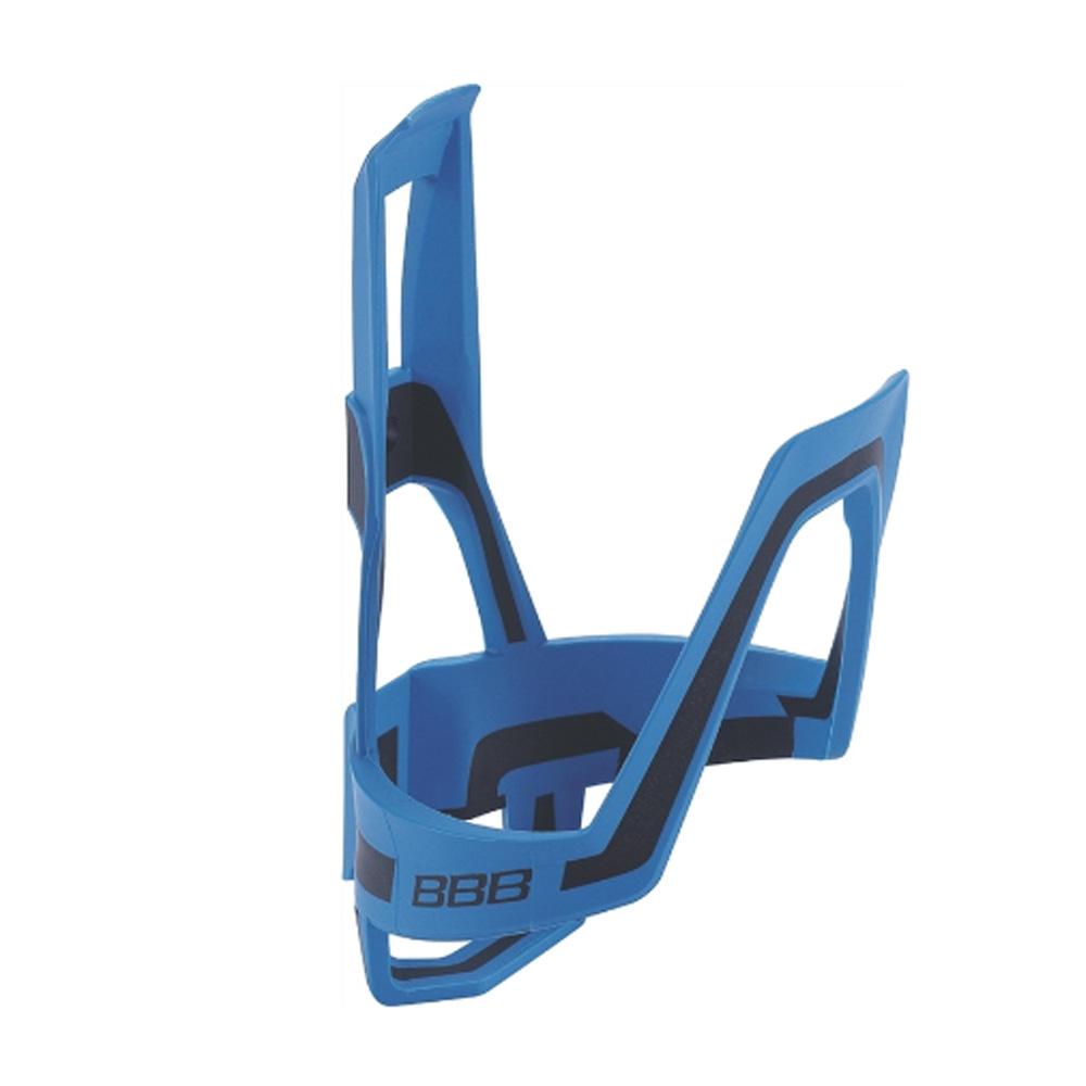Купить Флягодержатель Bbb Dualcage Синий/черный, унисекс, Фляги и флягодержатели
