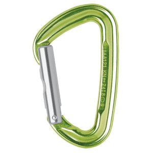 Карабин Salewa Components SUB G4 STRAIGHT CARABINER LIME GREEN