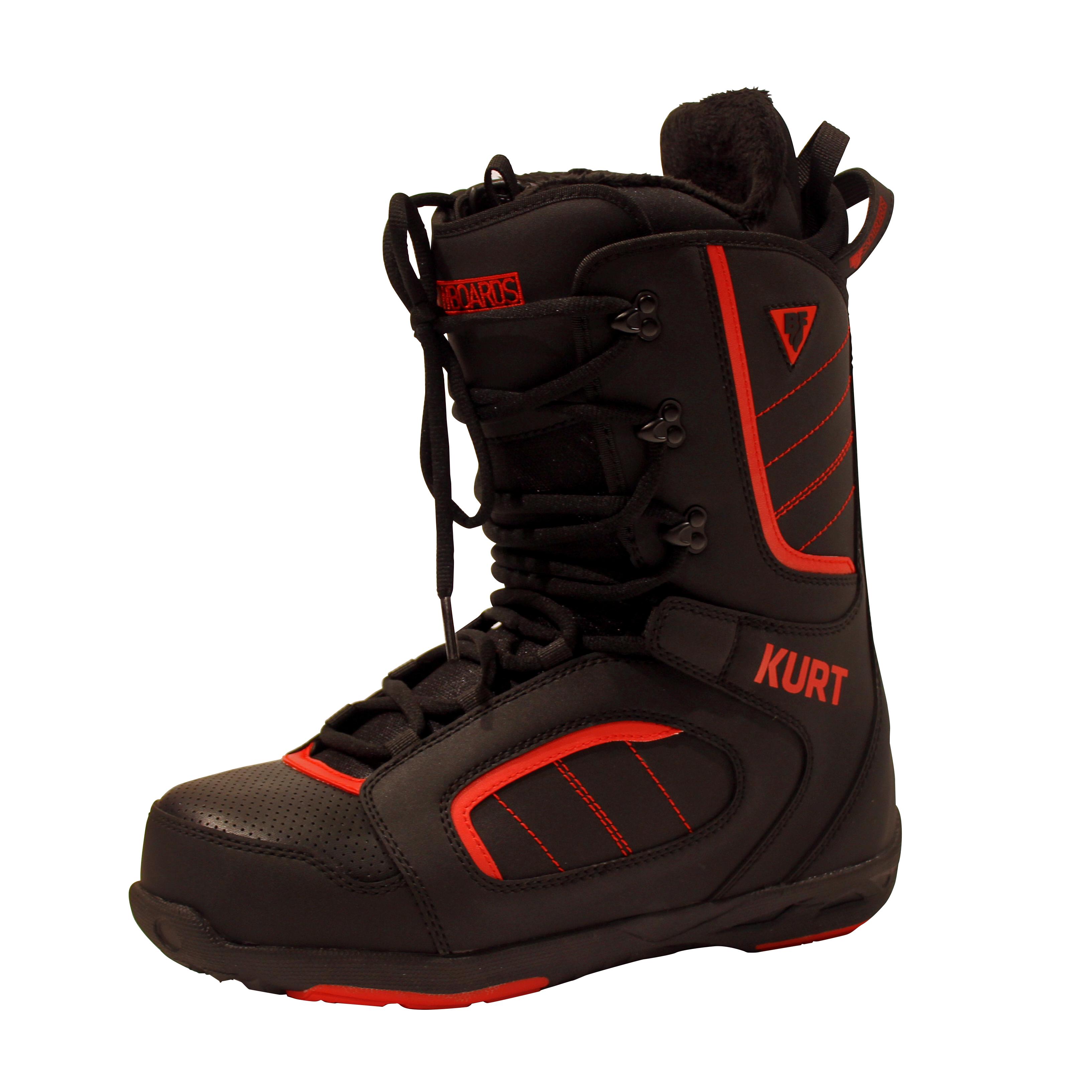 Ботинки для сноуборда BF snowboards 2017-18 KURT 1328250  - купить со скидкой