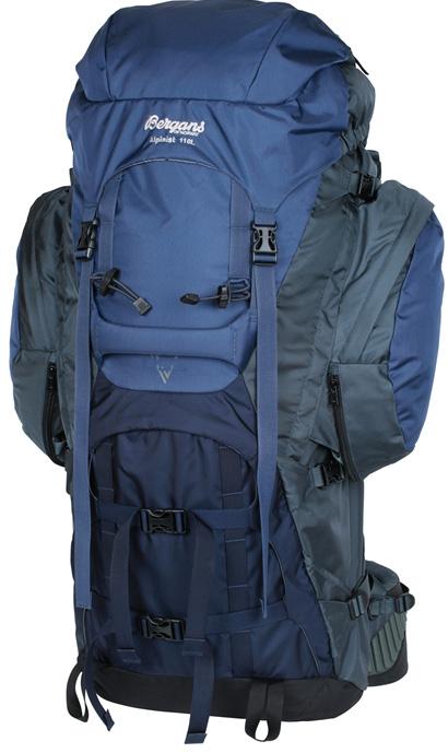 Рюкзак Bergans Alpinist Medium 110L Рюкзаки туристические 1136914  - купить со скидкой