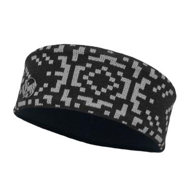 Купить Повязка BUFF SKI CHIC COLLECTION KNITTED & POLAR HEADBAND WHISTLER BLACK Банданы и шарфы Buff ® 1263168