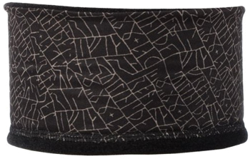 Повязка BUFF POLAR HEADBAND BUFF GLYPHO / BLACK