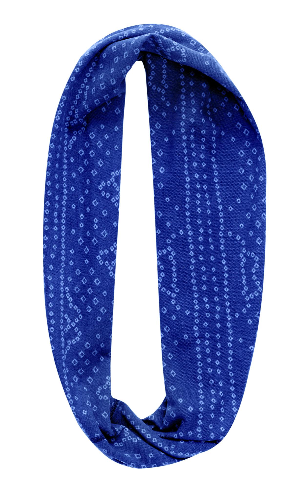 Купить Шарф BUFF Infinity Cotton Jacquard INFINITY COTTON TINAN Банданы и шарфы Buff ® 1079911