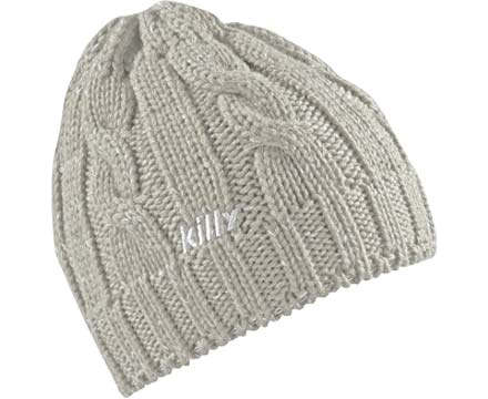 Шапка Killy 2010-11 WAPA W BEANIE (VANILA ICE) белый