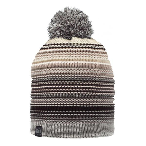 Шапка Buff Knitted & Polar Hat Buff Neper Eleni Grey