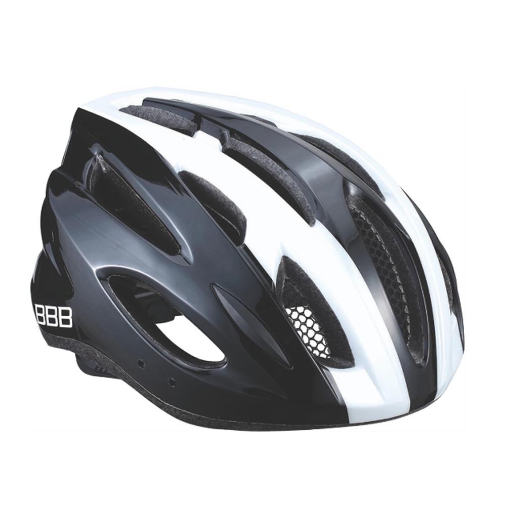Велошлем Bbb 2018 Condor Черный/белый