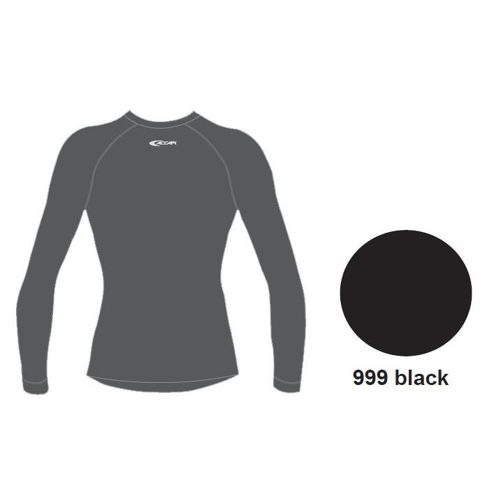 Купить Tecnosoft Plus Evo Techosoft Plus Evo Long Sl.t-Shirt Lady, Футболка С Дл. Рукавом Accapi Techosoft Plus Evo Long Sl.t-Shirt Lady Black, женский, Термобелье