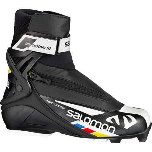 Купить Лыжные ботинки SALOMON 2014-15 PRO COMBI PILOT, ботинки, 1075386