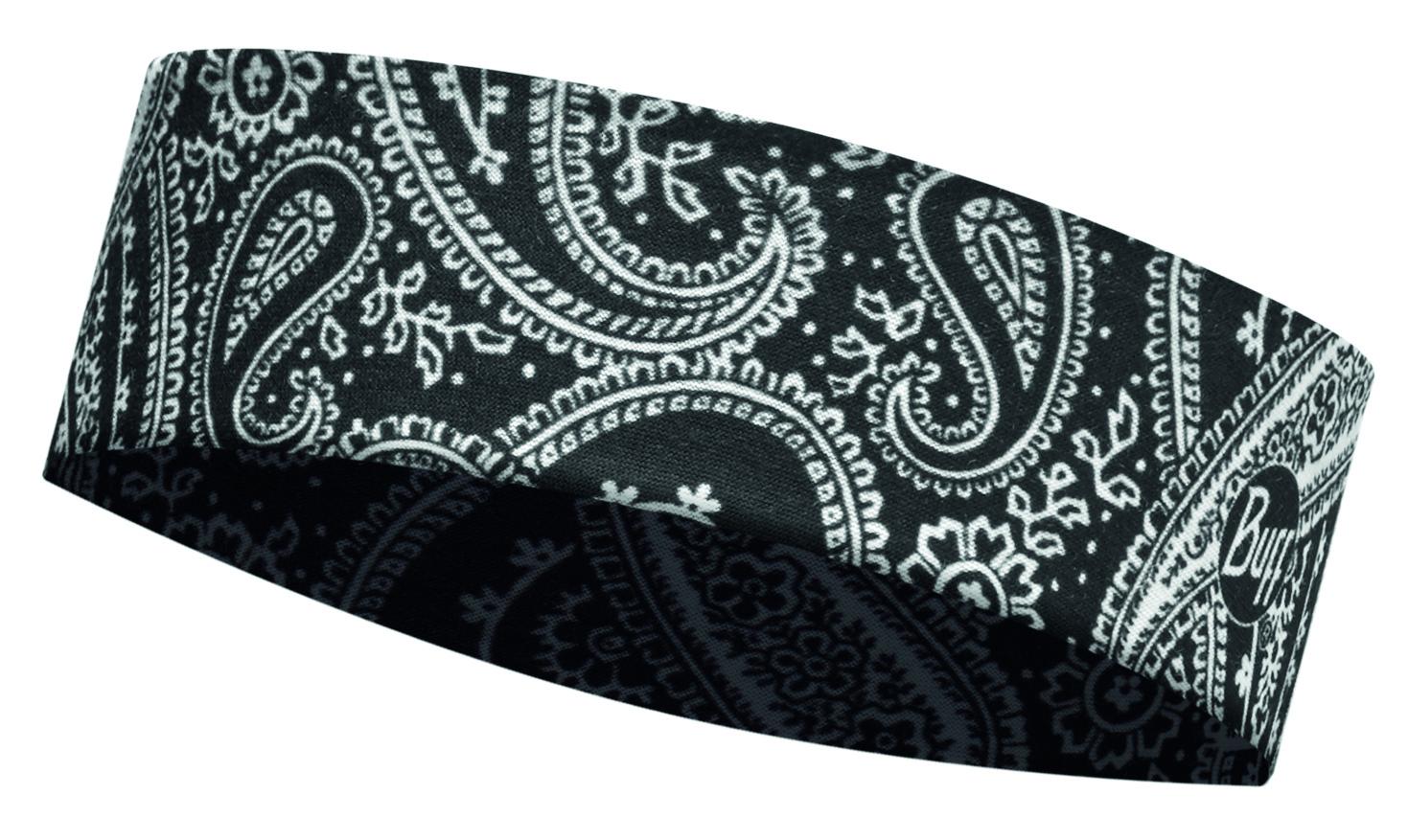 Повязка BUFF Headband CAIL BLACK Банданы и шарфы Buff ® 1312850  - купить со скидкой