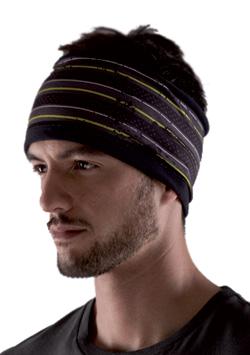 Купить Повязка BUFF POLAR HEADBAND RATAK / BLACK Банданы и шарфы Buff ® 721553