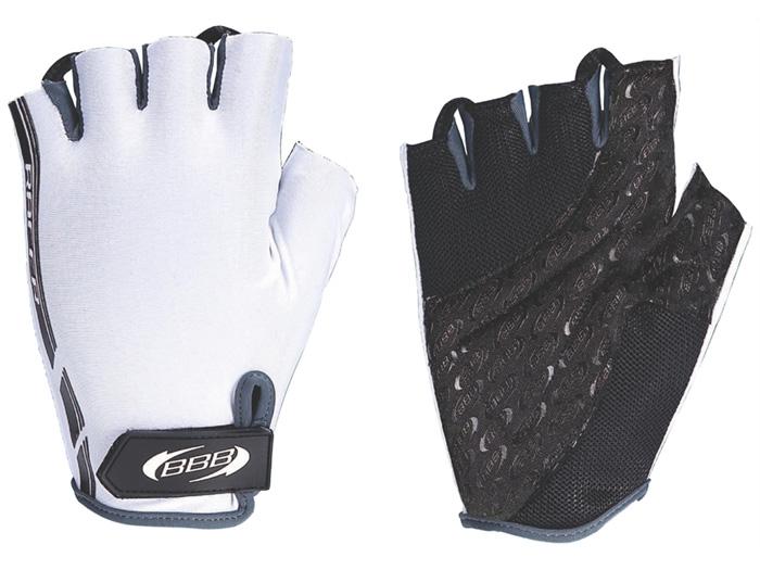 женские перчатки bbb, белые