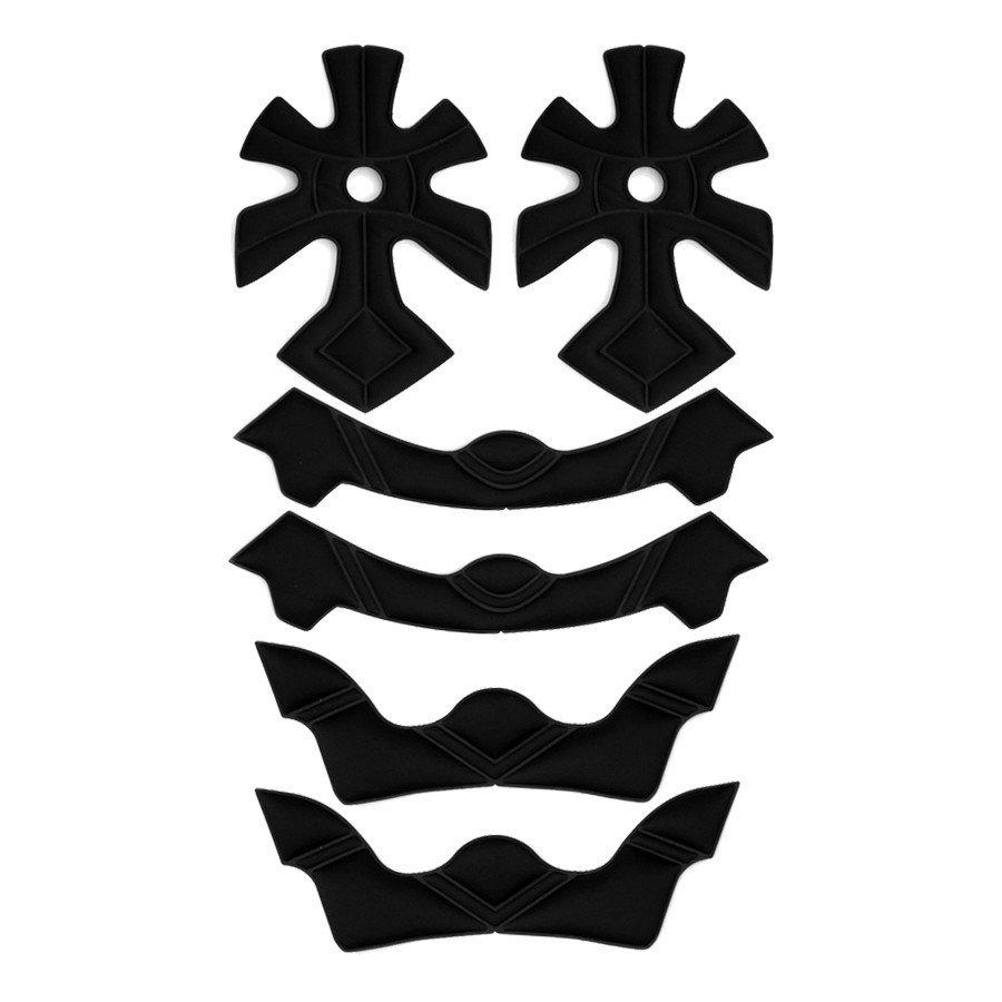 Запчасть Для Шлема Sandbox 2016-17 Legend Low Rider Fit Pad Set, Sealed Edge (6Pc) Black