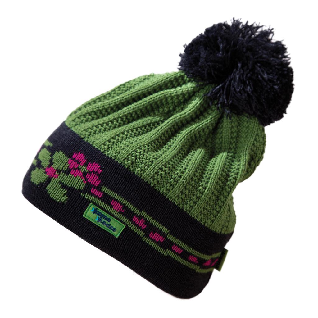 Купить Шапка Kama 2017-18 K54 green Головные уборы, шарфы 1267651