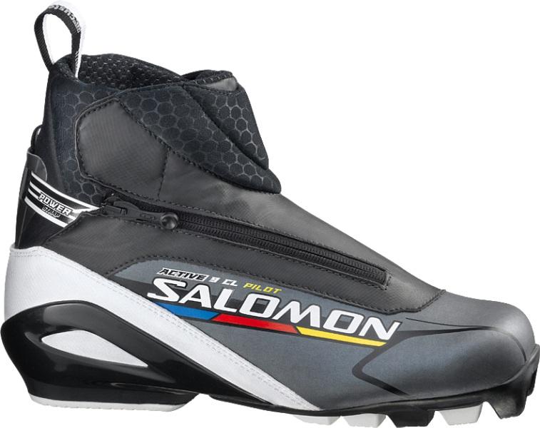 Купить со скидкой Лыжные Ботинки Salomon Active 9 Classic