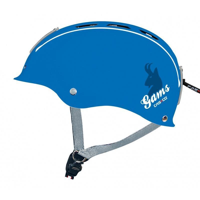 Шлем Casco Gams Blue