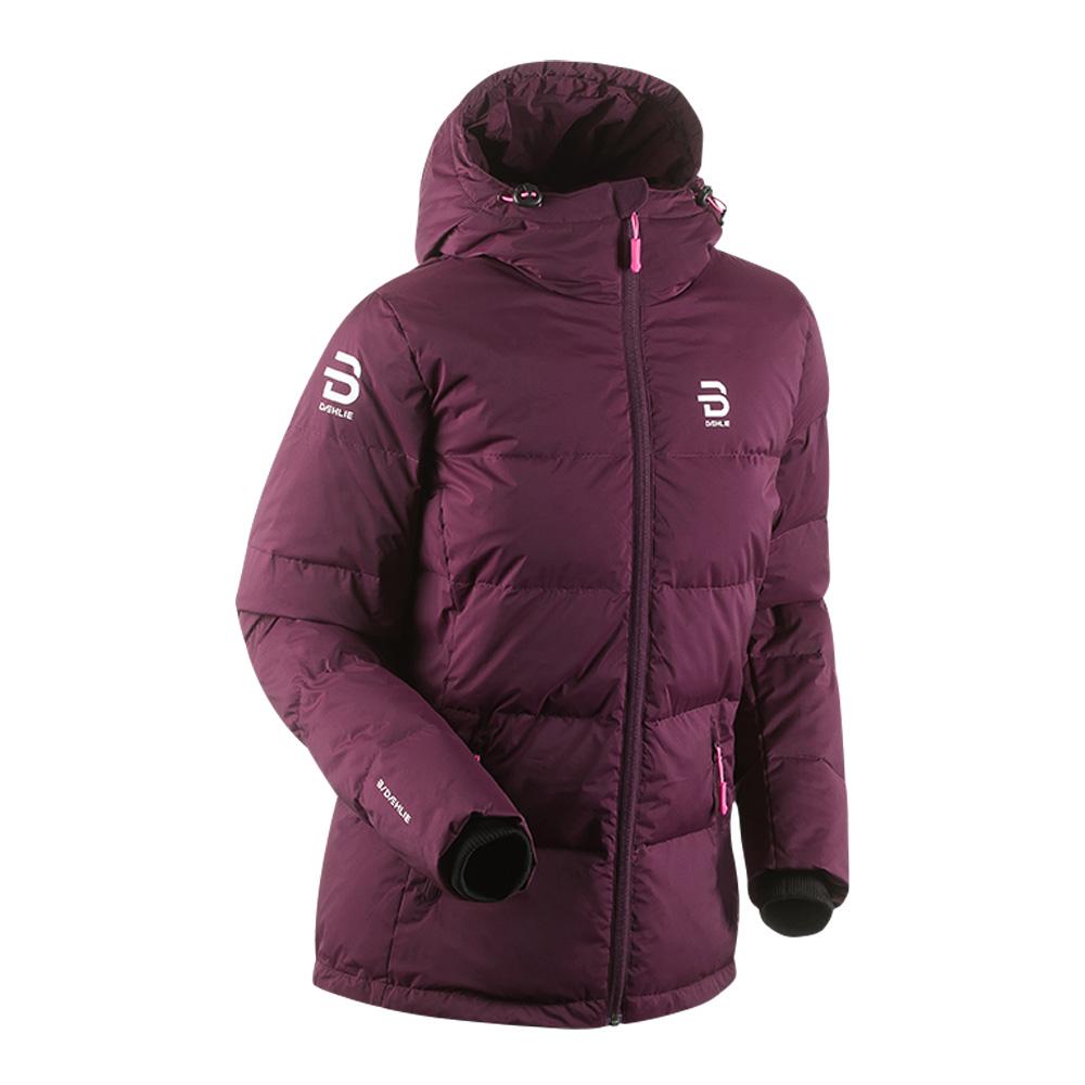 Купить со скидкой Куртка Беговая Bjorn Daehlie 2016-17 Jacket Podium Wmn Potetnt Purple
