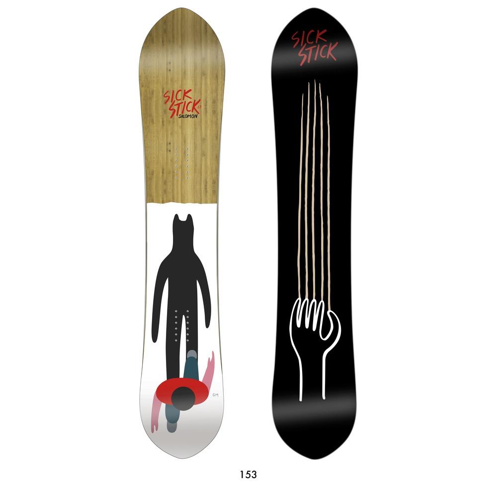 Сноуборд Salomon 2016-17 Snowboard Sickstick