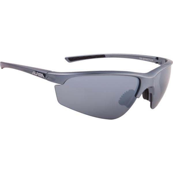 Купить Очки солнцезащитные Alpina 2018 TRI-EFFECT 2.0 tin, солнцезащитные, 1398847