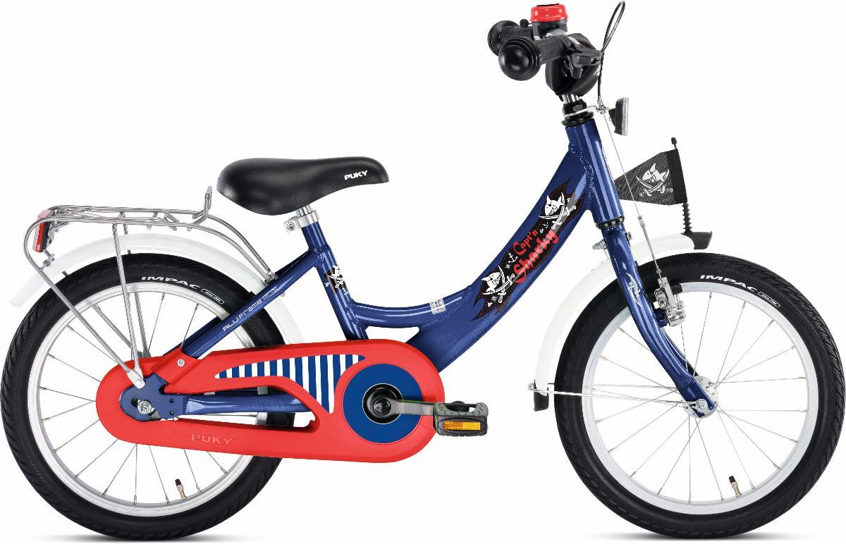 Велосипед Puky Zl 16-1 Alu 2016 Captn Sharky