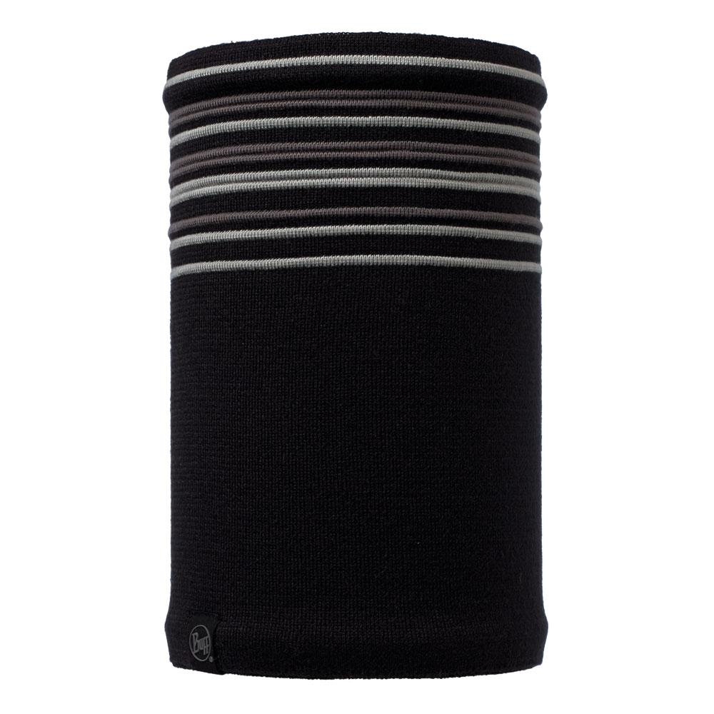 Купить Шарф BUFF KNITTED & POLAR NECKWARMER STOWE BLACK Банданы и шарфы Buff ® 1351576